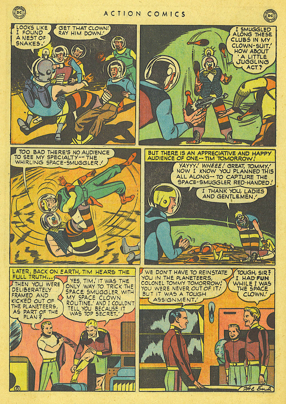 Read online Action Comics (1938) comic -  Issue #140 - 24