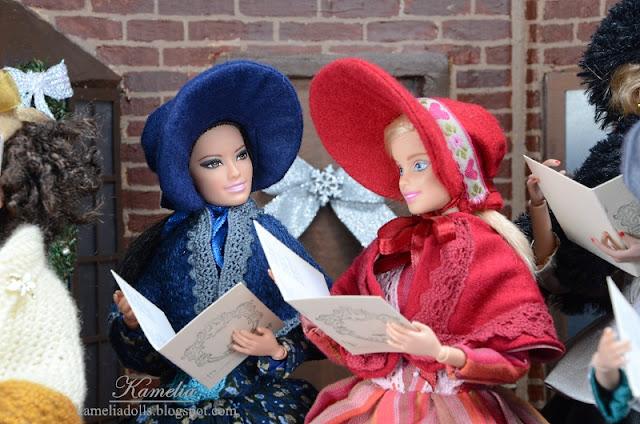 Suknia dla lalki Raquelle Fashionistas.