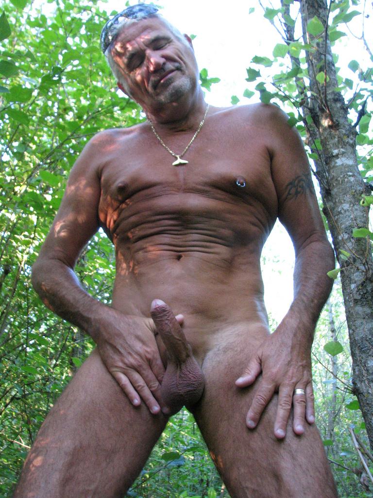 image Older men uncut penis solo photos gallery