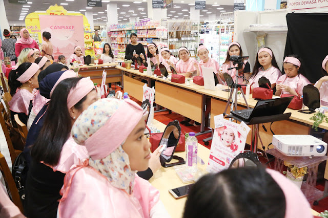 beauty class canmake