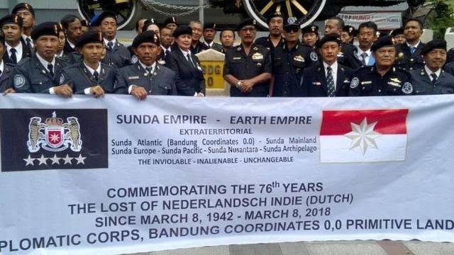"""Pastikan """"Sunda Empire"""", Kesbangpol Subang Turun ke Lokasi"""