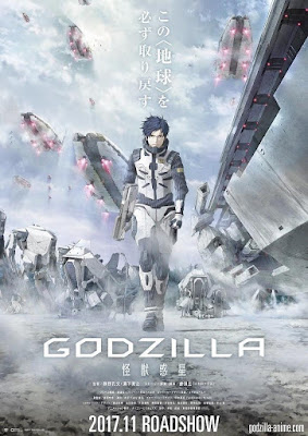 Godzilla Planet Of The Monsters 2017 Custom HDRip NTSC Dual Latino 5.1