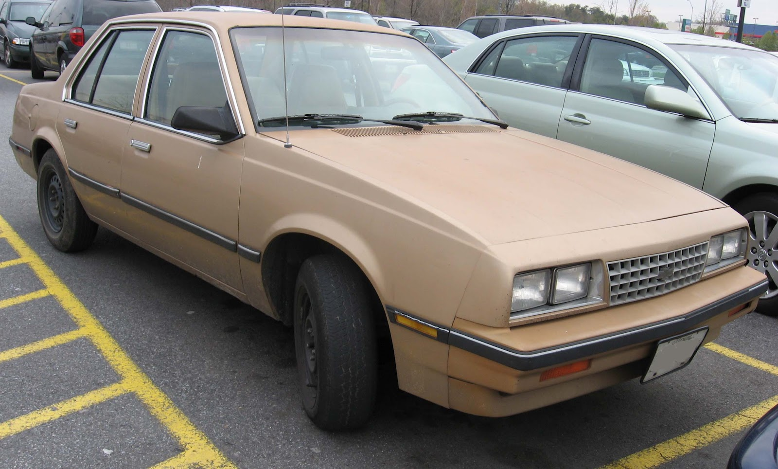 Or Fenders And Rims As Is The Case Of Our Charmingly Beat Up 88 Z24 Oh How I Once Loved You 1988 Cavalier