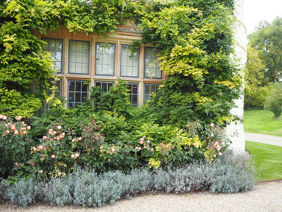 Grey's Court Garden