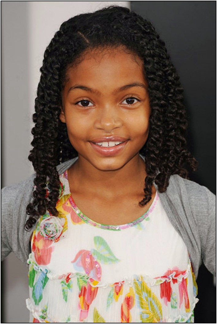 Little Black Girl Hairstyles 2016