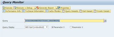 How to consume a hierarchy in CDS view analytical query