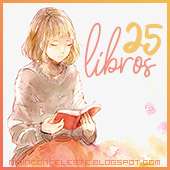 Reto 25 Libros