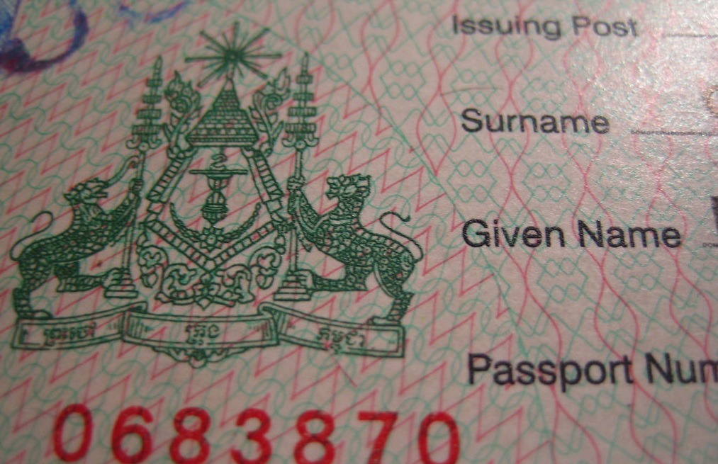 do i need a visa to visit cambodia