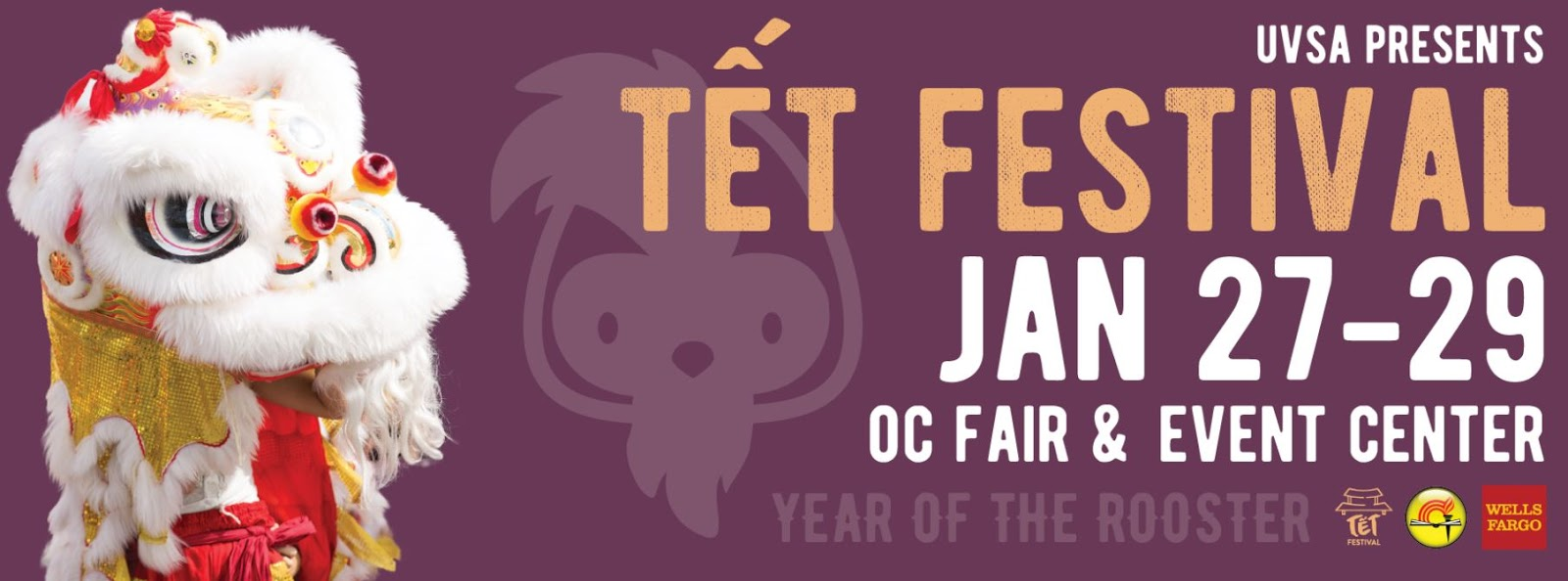 Jan 27 - 29 | Celebrate The Year Of The Rooster At The UVSA Tet Festival In Costa Mesa! (Giveaway)