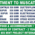 URGENT RECRUITMENT TO MUSCAT - OMAN - APPLY NOW