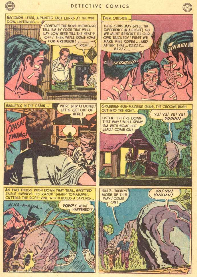 Read online Detective Comics (1937) comic -  Issue #160 - 47