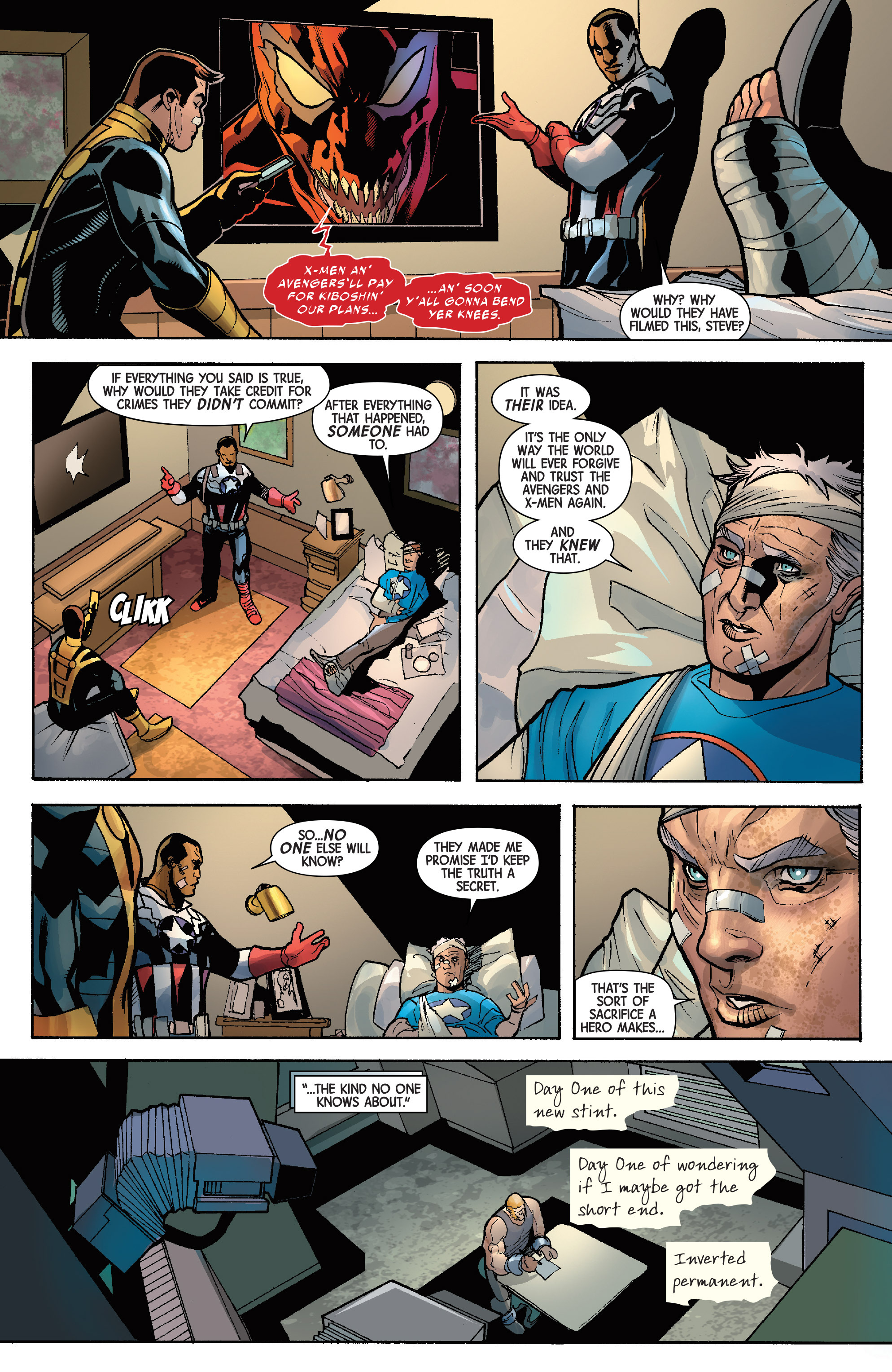Read online Avengers & X-Men: AXIS comic -  Issue #9 - 37
