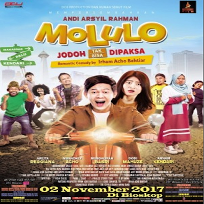 Download Film Molulo : Jodoh Tak Bisa Dipaksa (2017) Bluray Full Movie