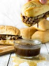 Delicious Crock Pot French Dip Sandwiches Recipe