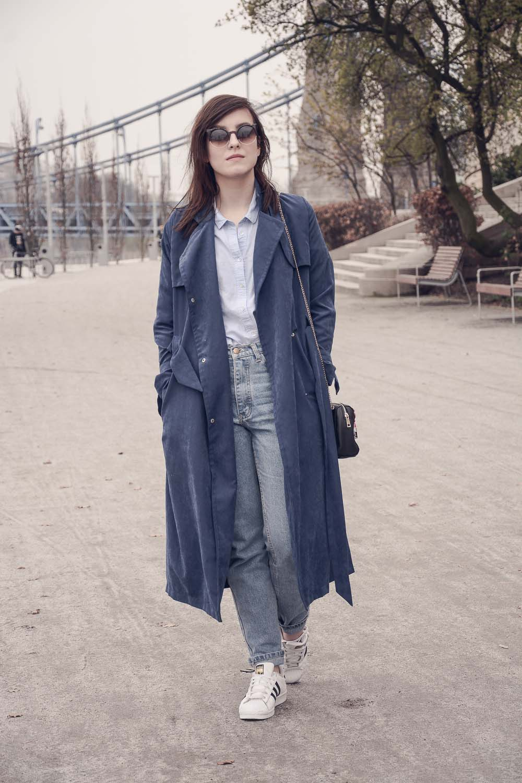 adidas superstar blogger outfit blog stylizacja