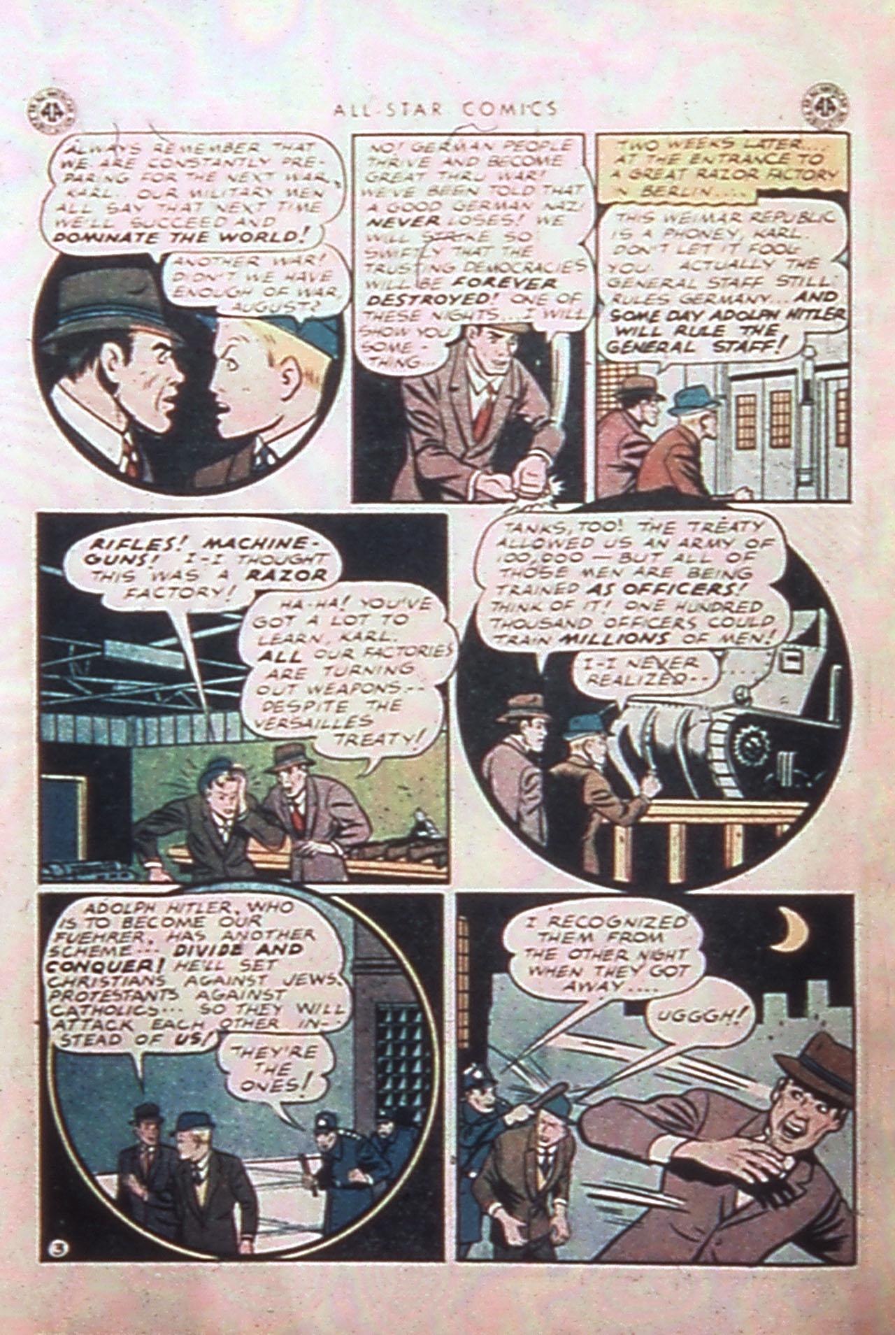 Read online All-Star Comics comic -  Issue #24 - 43
