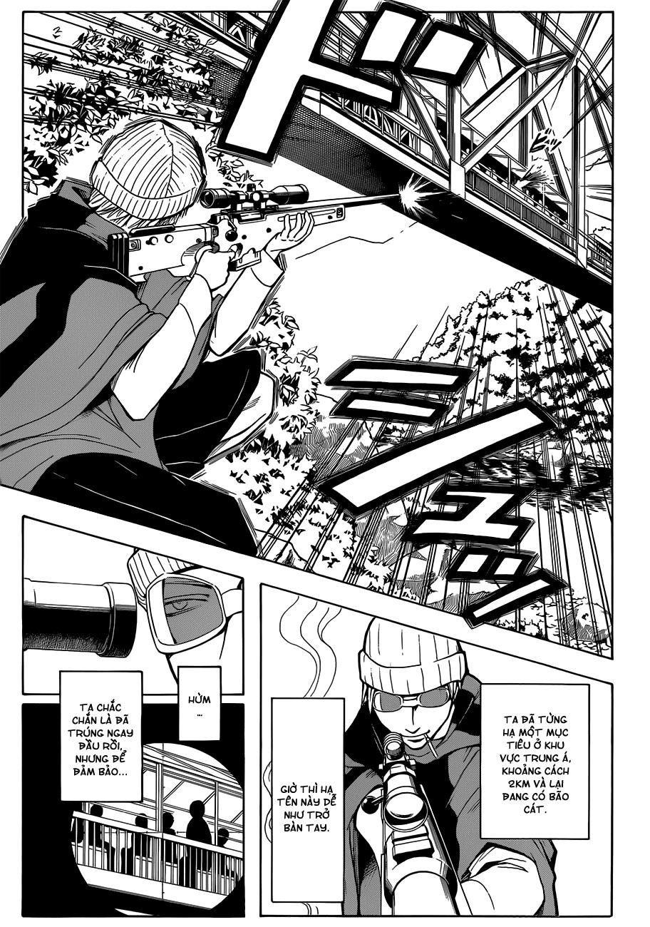 Ansatsu Kyoushitsu chap 18 trang 6