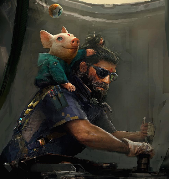 Prácticamente se confirma Beyond Good & Evil 2