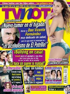 Revista TV Notas México - 23 Mayo 2017