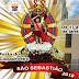 Programação da festa de São Sebastião 2018 em Belo Jardim