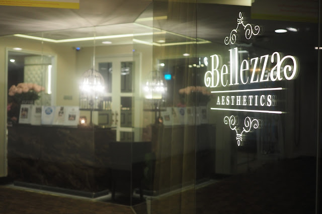 Bellezza Aesthetics Storefront Review