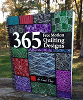 free motion quilting design book