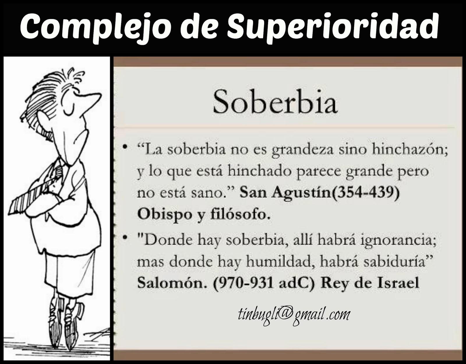 COMPLEJO DE SUPERIORIDAD EBOOK