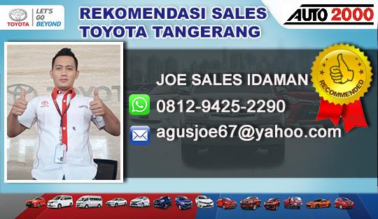 Dealer Toyota Bitung Cikupa