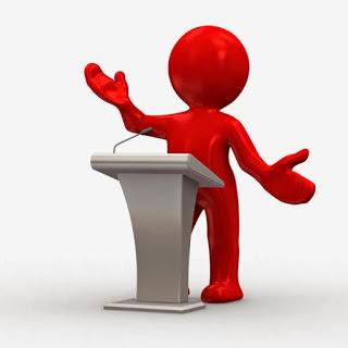 Contoh Naskah Pidato dan kata sambutan