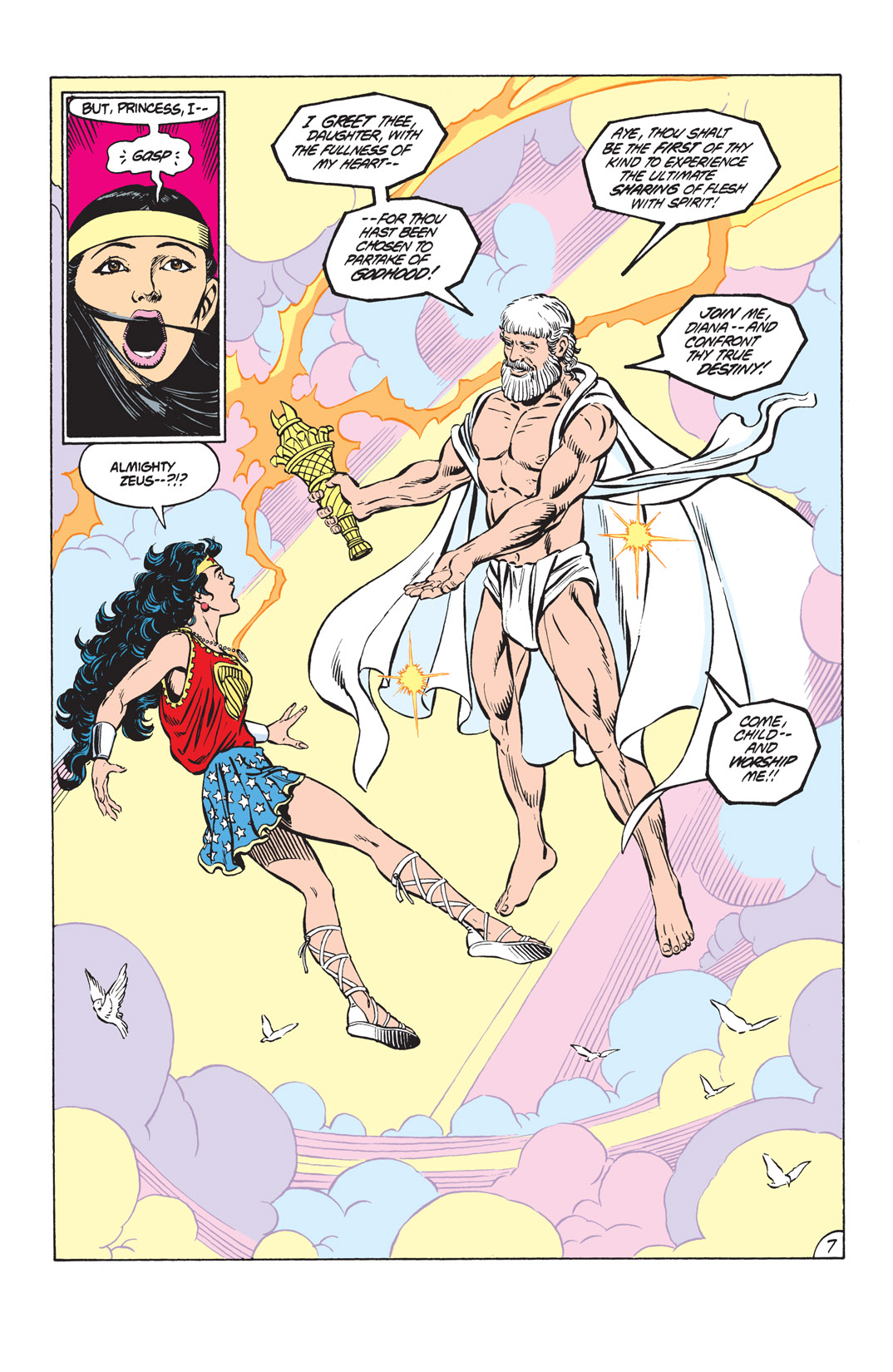 Read online Wonder Woman (1987) comic -  Issue #10 - 9