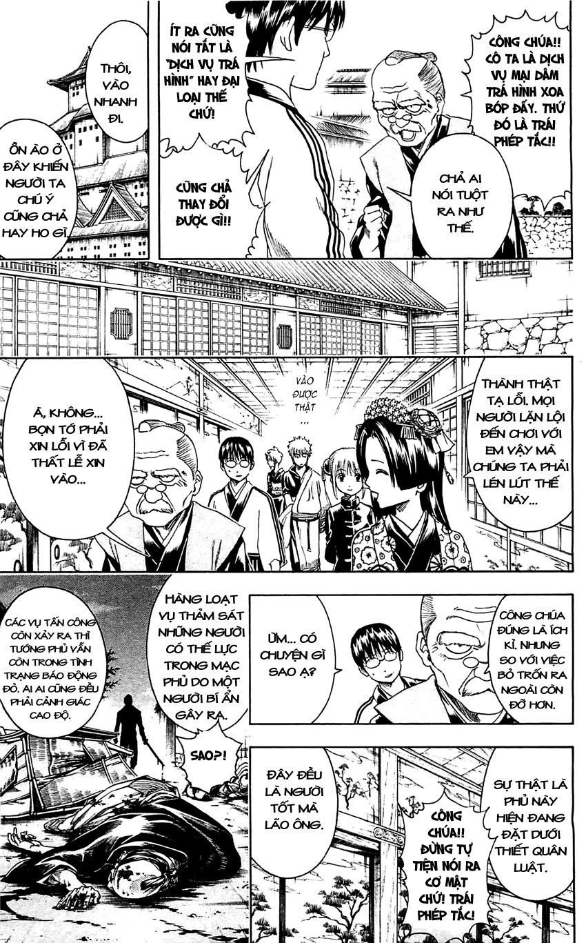 Gintama Chap 387 page 10 - Truyentranhaz.net