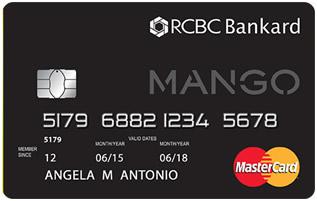 RCBC Mango Card