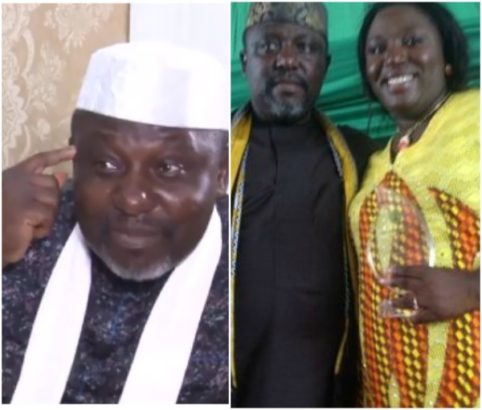 'I want to be Nigeria's President because I have something in my head' - Rochas Okorocha