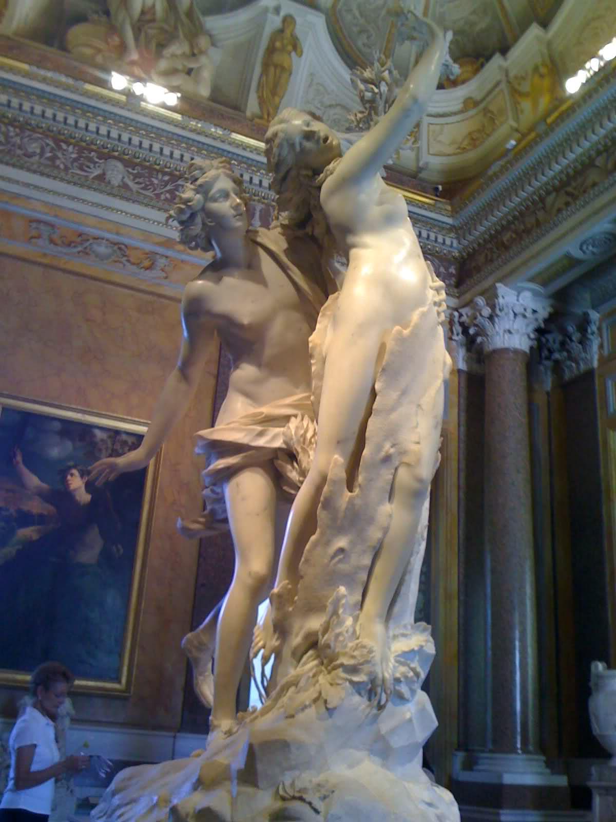 Di qua e di la ROMA  Sculture di Bernini Sculptures by