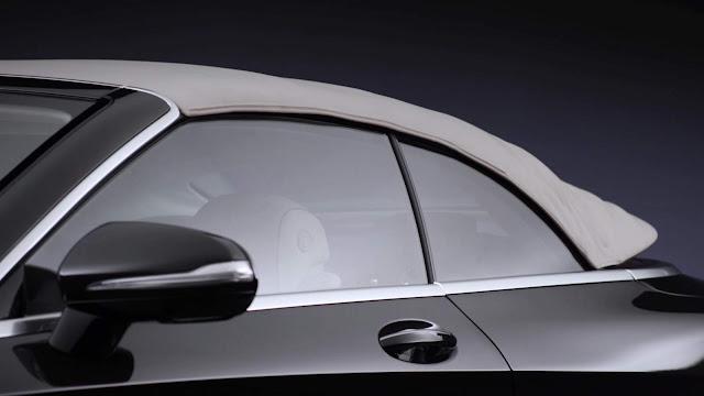 Mercedes Classe S Cabrio e Coupé terão lanternas OLED