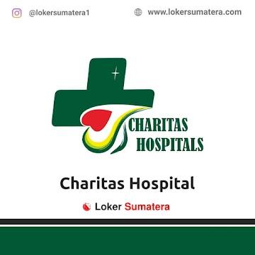 Lowongan Kerja Palembang: Charitas Hospital Juni 2021