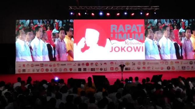 Yakinkan Didukung Ulama, Jokowi Minta Relawan Blusukan Sampai Desa