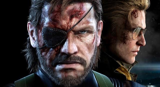 Quase Conteudo Metal Gear Solid V Ground Zeroes Big