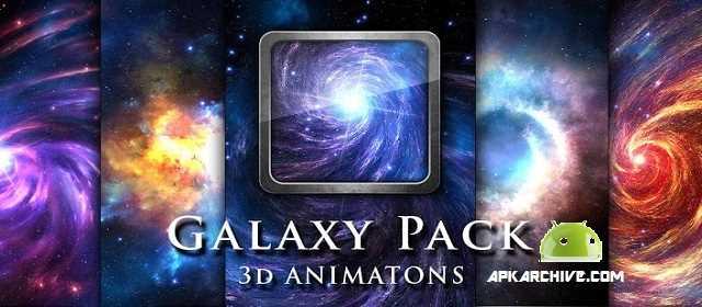 Galaxy Pack apk Android Kişiselleştirme Programı indir