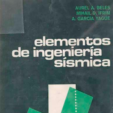Elementos de ingenieria sismica