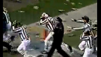 Bottlegate Referee Sunday