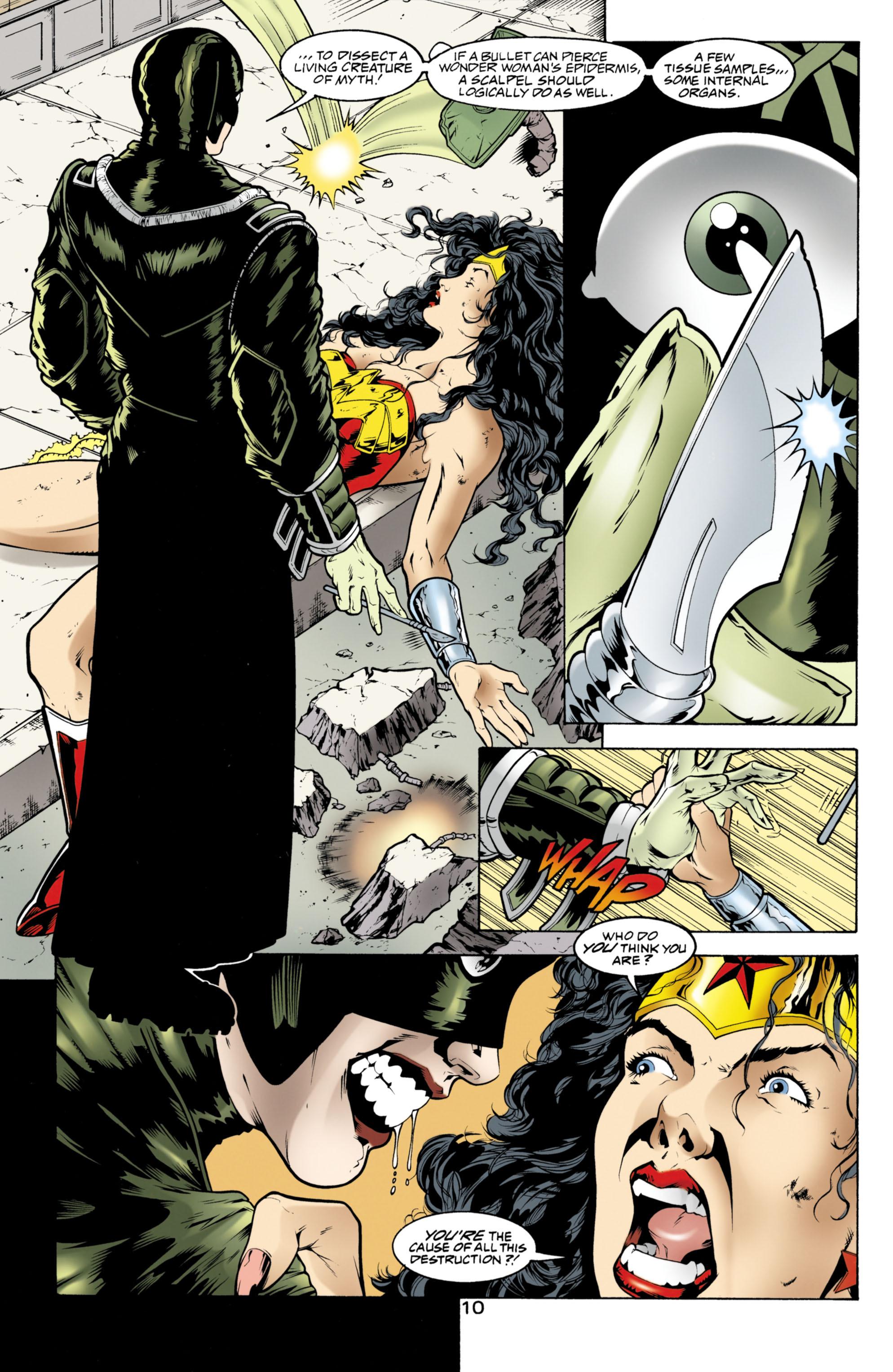Read online Wonder Woman (1987) comic -  Issue #152 - 11