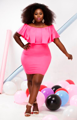 I am not ashmaed to say I am 32 years old- Actress Lydia Forson says in her birthday message
