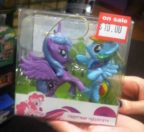 My Girl Wallpaper Princess Luna And Rainbow Dash Ornaments Found Mlp Merch