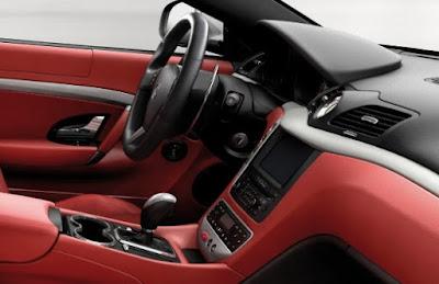 Maserati GranTurismo: 4-channerl ABS