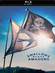 Andorinhas e Amazonas 2017 Torrent Download – BluRay 720p e 1080p 5.1 Dublado / Dual Áudio