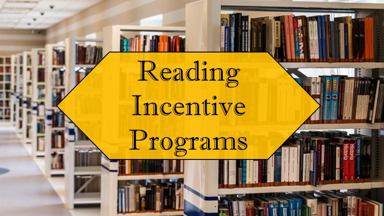 Reading Incentive Rewards & Programs  Tj Homeschooling