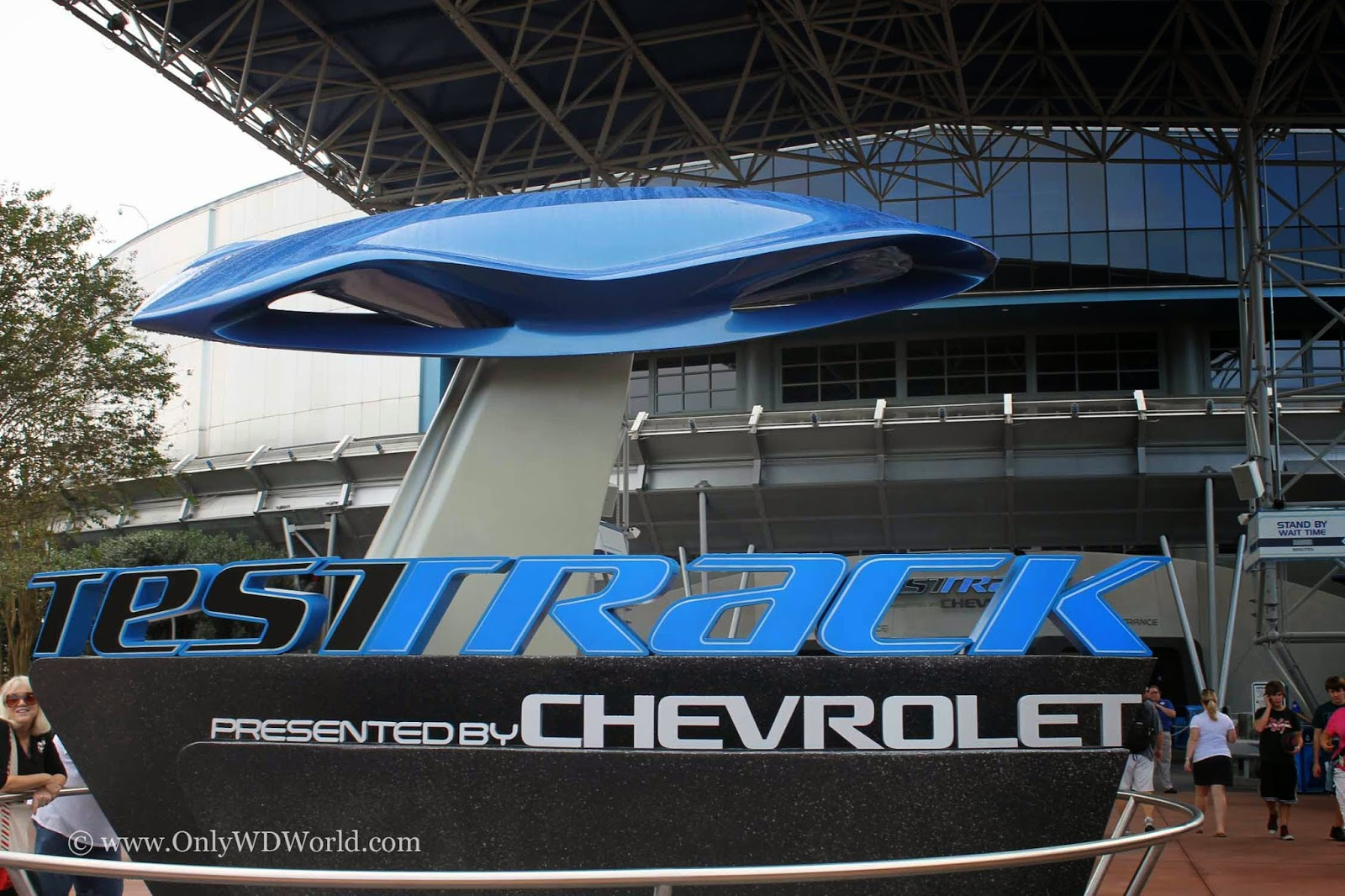 Test Track Brings Back Some Of The Original Epcot Focus