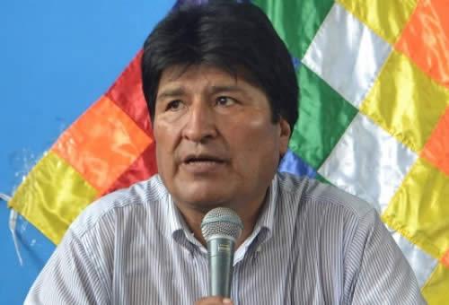 Evo Morales asegura que dijo su verdad el 5 de febrero