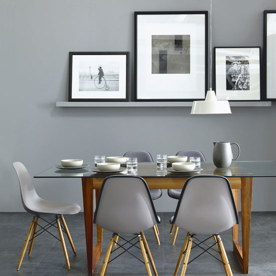 Modern Country Style: Modern Country Dining Rooms